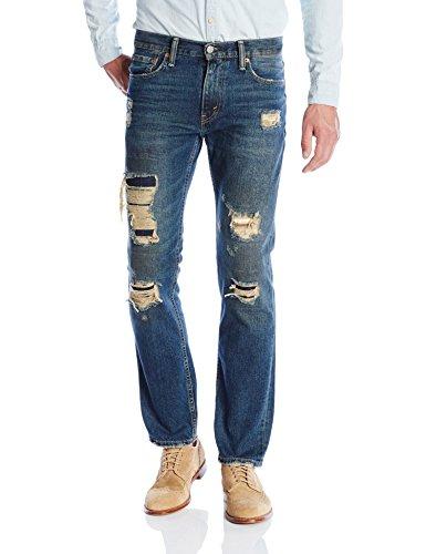 Levi's Men's 511 Slim Fit Jean, Brooklawn, 36Wx32L