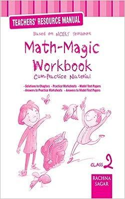 Math Magic NCERT Workbook/ Practice Material Solution/TRM for Class