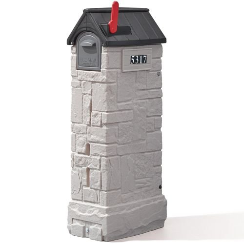 Large Secure Locking Lockable Security Residential Architectural Mailbox Safe by Hyos