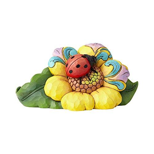 Enesco Jim Shore Heartwood Creek Mini Ladybug on -