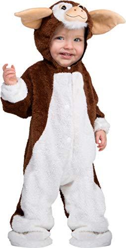 Snoopy Halloween Costume Infant (Palamon Mischief Maker Gremlin Boys Infant Gizmo Costume Infant 12-18)