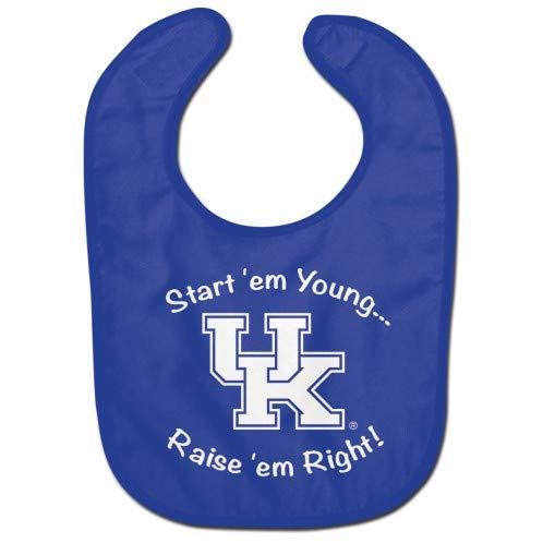 WinCraft NCAA, University Kentucky Wildcats, All Pro Baby Bib ()