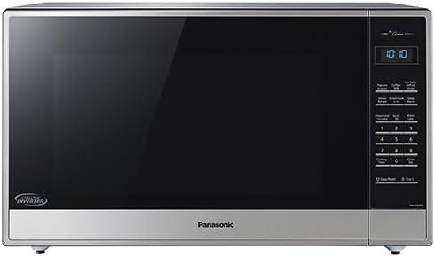 Amazon.com: Panasonic 2.2 Cu. Horno de microondas con ...