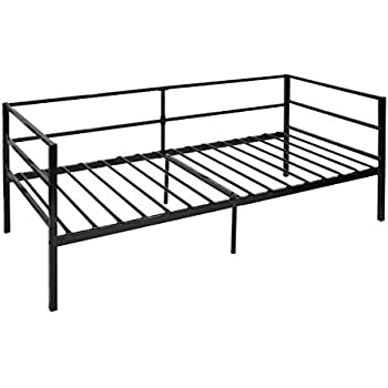 Amazon Com Greenforest Daybed Frame Twin Steel Slats