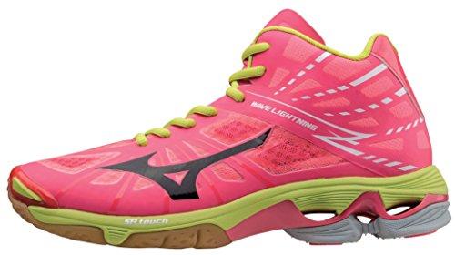 Volley Eu Lightning 11 Scarpa 43 Wave V1gc150566 5 Us Mizuno Z Donna Mid Oqa5xAxw