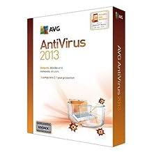 En/Fr 1yr Avg Antivirus 2013 3u (vf)