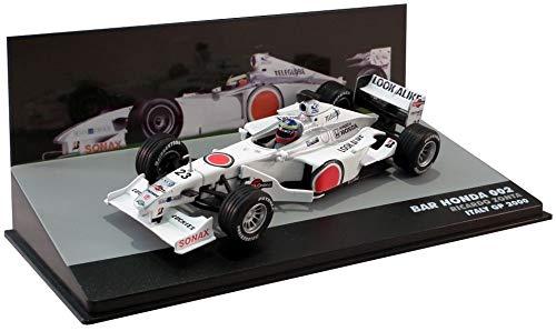 Altaya 1:43 Bar Honda 002 Italy GP 2000 Ricardo Zonta Formule 1 OPO 10