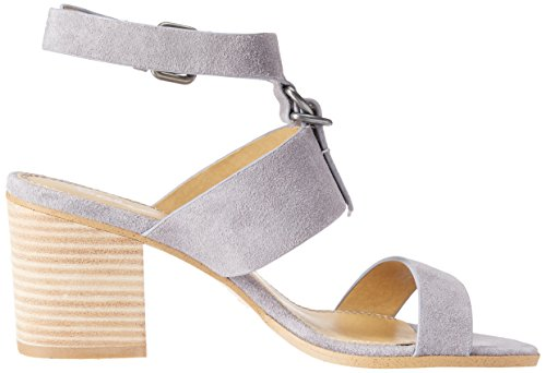 Sandal Faron Heeled Grey Splendid Women''s qy1WtTFyR