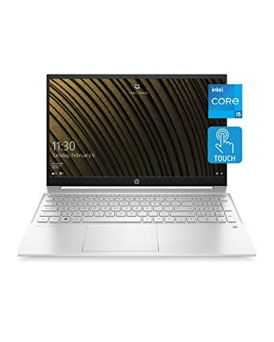HP Pavilion 15 Laptop, 11th Gen Intel Core i5-1135G7 Processor, 8 GB RAM, 515 GB SSD Storage, HD IPS Micro-Edge Display…