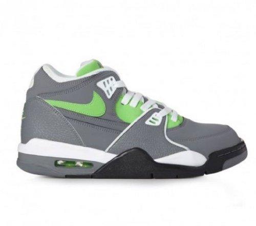Nike - flight 89 - 306252-008 - gris baskets mode homme