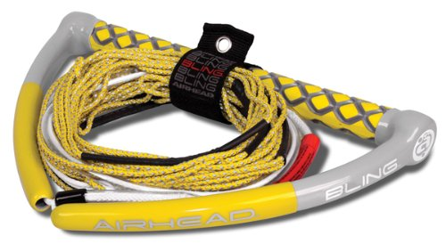 Airhead AHWR-12BL Bling Yellow 75' 5 Section