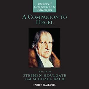 A Companion to Hegel Audiobook