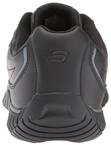 Sendro black Skechers Marron brusco Homme De Chaussures Noir Running pd4dOax