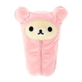 Korilakkuma Sleeping Bag Plush | Pink 5