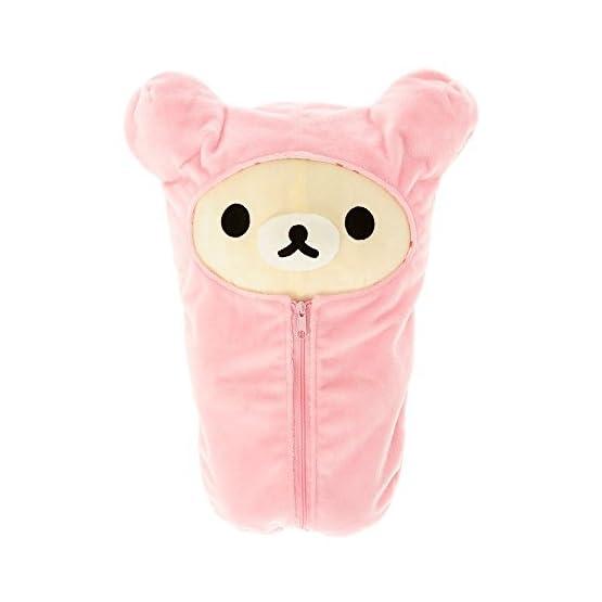 Korilakkuma Sleeping Bag Plush | Pink 1