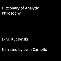 Dictionary of Analytic Philosophy
