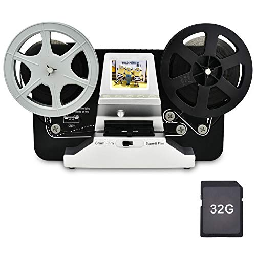 8mm Roll Film & Super8 Roll Film Reels(5