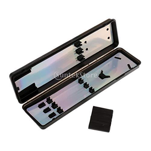 Dart Flights Shafts Tips Storage Case Collection Box Dart Accessories Durable ()