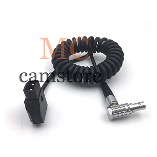 Right angle 0B 2pin TERADEK BOLT/CUBE/BOND/LINK Power Cable