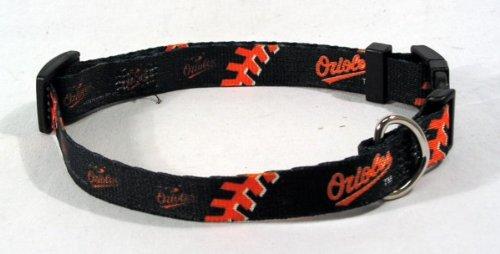 Hunter MFG Baltimore Orioles Dog Collar, Extra Small
