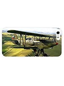 3d Full Wrap Case for iPhone 5/5s Aircraft - B 534 Avia by ruishername