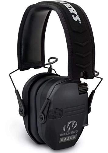 Protetor Auricular Eletronico Walker's Razor Slim Importado