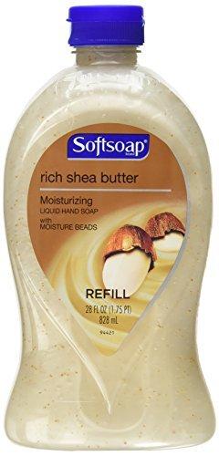 Softsoap Moisturizing Hand Soap Refill Rich Shea Butter by Softsoap