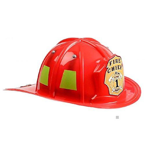 [Firefighter Helmet Kids Fireman Costume Hat Fancy Dress Up] (Collector Edition Stormtrooper Kids Costumes)