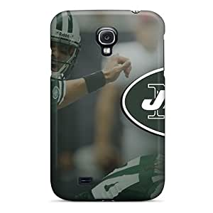 Shock Absorption Hard Phone Cases For Samsung Galaxy S4 (qMH3172PWkm) Support Personal Customs High Resolution New York Jets Pictures