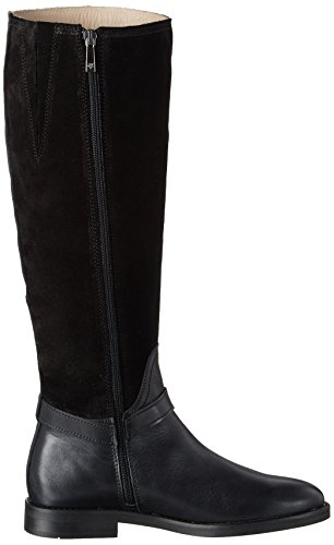 Damen 70814228002311 Flat Heel Marc O'Polo Reitstiefel Boot Long 1qaSvw4
