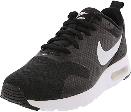 Nike Women s Air Max Tavas Black White Ankle-High Running – 7.5M