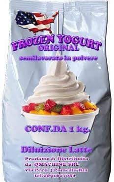 Producto Semielaborado Para Hacer Helado de Yogurt