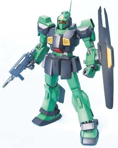 MG 1/100 MSA-003 Nemo (Mobile Suit Z Gundam) B01KBOOSXE