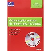 Cadre européen commun de référence pour langues + dvd