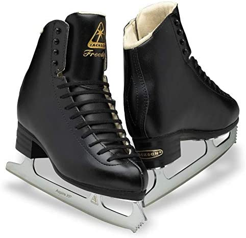 Jackson Ultima DJ2190 DJ2191 DJ2192 DJ2193 Freestyle Series Aspire Blade Figure Ice Skates for Women, Girls, Men, Boys