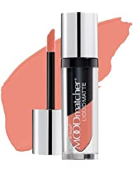 Fran Wilson MOODmatcher Liquid Matte, CORAL CRUSH - Moisturization enriched with Argan Oil and Vitamin E for Ultra Comfort & Hydration. Long wear, Smudgeproof, Kissproof & Waterproof