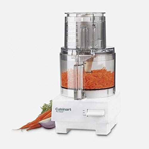 Cuisinart DLC-10SYP1 Food Processor, 7 Cup, White Salted Salad