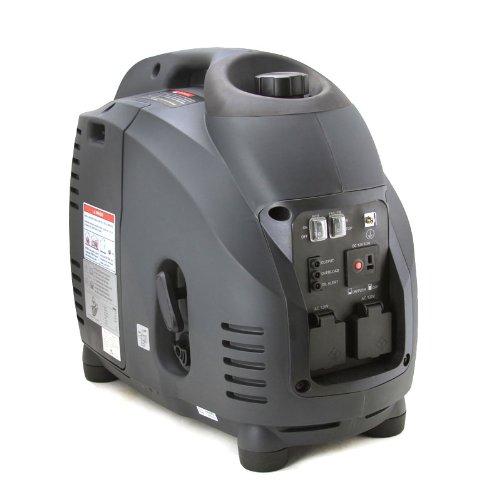 XtremepowerUS 3500 Watt 149CC portable Quiet Digital Inverter CampSite Sine waves Gas Generator -  Stark, 65112