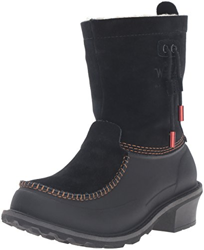 Women's Slip Woolrich Black Wooly Fully wgxYR0PPq8