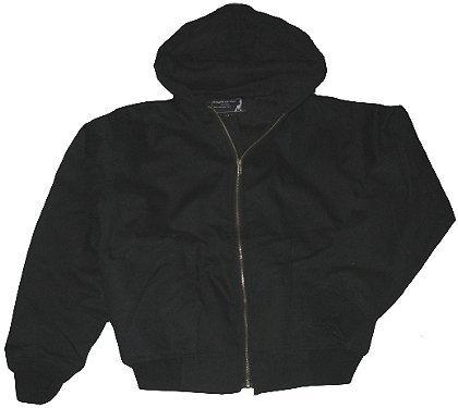 Knightsbridge london worker veste-noir-taille m
