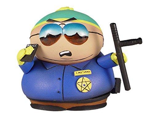 (South Park: Motorcycle Cop Cartman Figure [Series 3] )