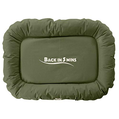 The Dog's Bed, Premium M/L/XL in Many Colors, Waterproof Dog & Puppy Beds, Finest Quality, Strong, Durable Oxford
