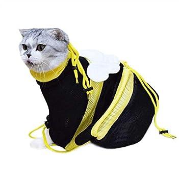 HYFZY Bolsa De Aseo De Gatos Bolsa De Alojamiento De Gatos Multifuncionales Recorte De Uñas Bolsa De Aseo De: Amazon.es: Productos para mascotas