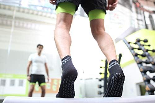 Amazon.com: 2,4, o 6 pares de calcetines de color negro ...