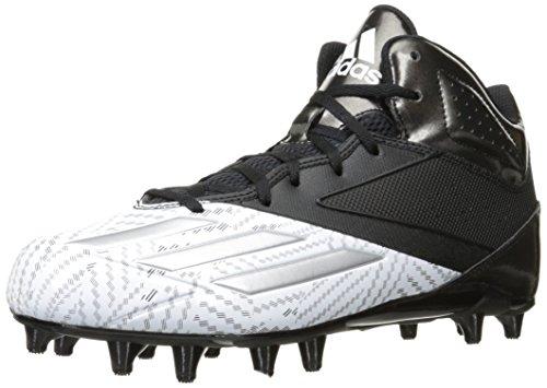 Scarpa Da Calcio Adidas Original Mens Freak X Carbon Mid Nera / Nera