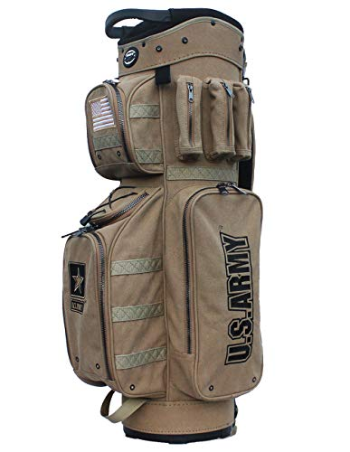 Hot-Z Golf Active Duty Cart Bag Army (Army Golf Umbrella)