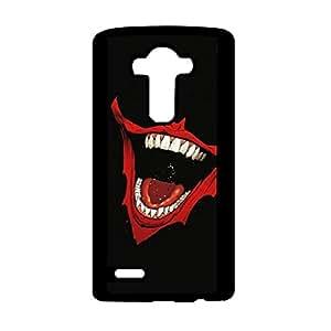 LG G4 Shell,Perfect Custom Joker Mouth Mobile Phone Case Snap on LG G4