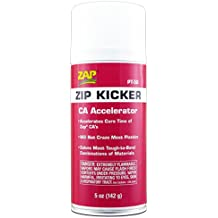 Pacer Technology (Zap) PT50 Zap Adhesives Zip Kicker Aerosol 5 oz