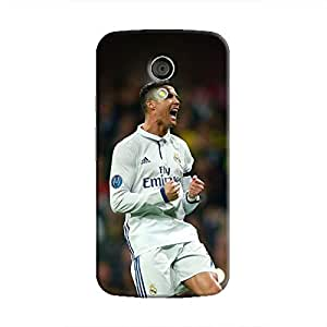 Cover It Up - Cristiano Goal Moto G2 Hard Case