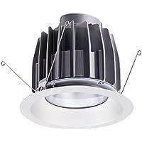 Lithonia Lighting REAL6 D6MW 600L 30K .60SC ESL U Reality 6-Inch 600 Lumen 3000K LED Recessed Down Lighting Module by Lithonia Lighting